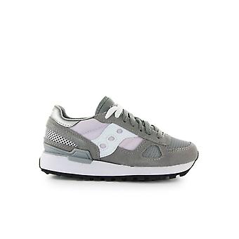 SAUCONY ORIGINALS SHADOW GREY ORCHID SNEAKERS