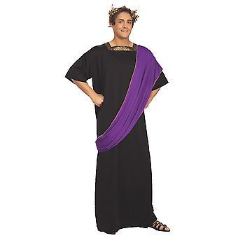 Dionysos Toga grecque romaine Julius Caesar antique Dieu Empereur Mens Costume STD