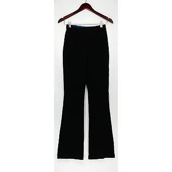 Kvinner med kontroll bukser XXST tall mage kontroll lav Bell strikk svart A284298