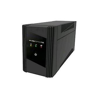 Adj 650-00750 ups 450w 750va 2 sockets