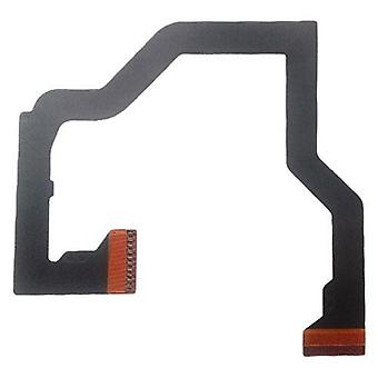 Replacement top upper lcd screen ribbon flex cable for nintendo ds original phat model ntr-001