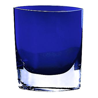 Cobalt vase 8