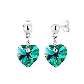Elli Earrings for Stainless Silver Women's Pin 925