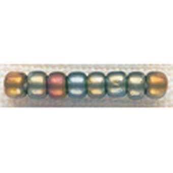 Mill Hill Glass Beads Size 6 0 4Mm 5.2 Grams Pkg Abalone Gbd6 16037