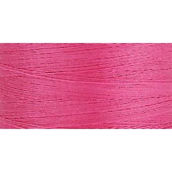 Natural Cotton Thread Solids 876 Yards Fuchsia Flowers 800C 2955