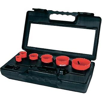 Hole saw set 8-piece RUKO A106340 A106340