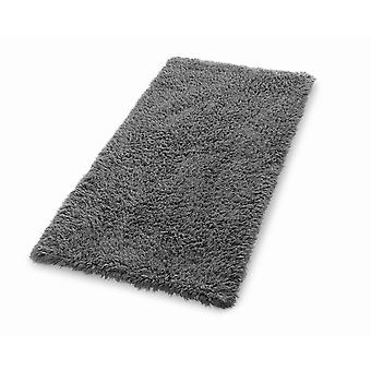 Blue Canyon Luxurious Slate Reversible Single Bath Mat 60cm x 90cm