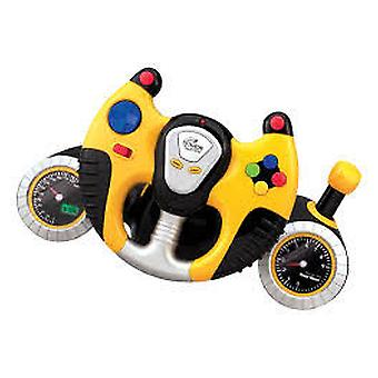 WinFun Steering Wheel With 30 Games (Toys , Multimedia And Electronics , Accessories)