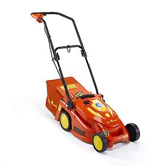 Outils Wolf Electric lawnmowers Push 'Blue Power', 34 cm, 600W, catcher 35 l, Mulching function
