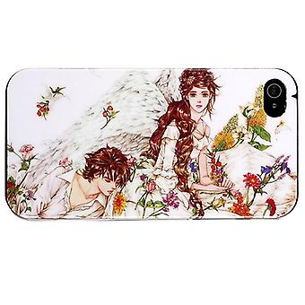 IPhone cover 4/4S-romantic Couple