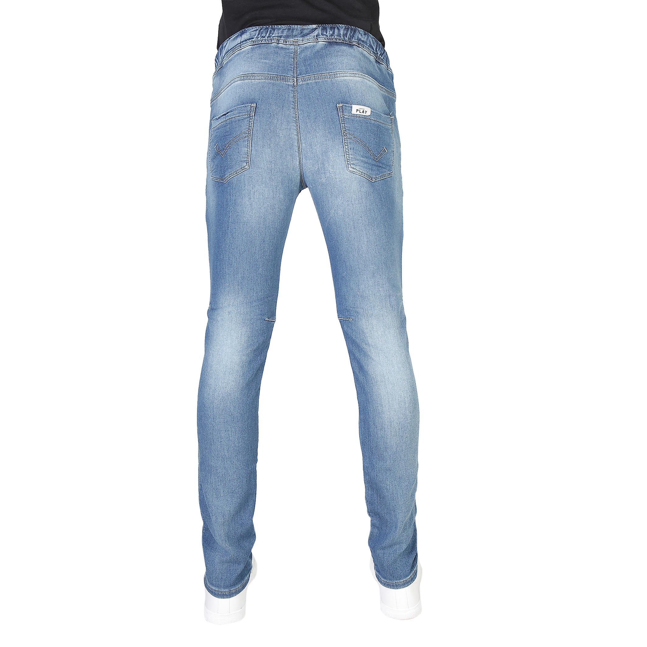 Carrera Jeans Hose Herren Blau