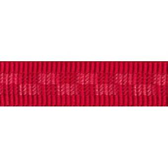 Tuff Lock 120cm Small Red Checker
