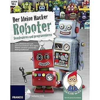 Robot assembly kit Franzis Verlag 978-3-645-65305-3 10 years and over
