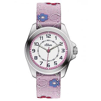s.Oliver watch kids watch kids SO-3175-LQ