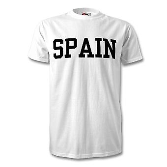 Spain Country Kids T-Shirt