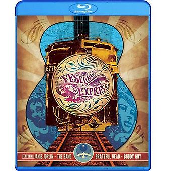Festival Express [BLU-RAY] USA import
