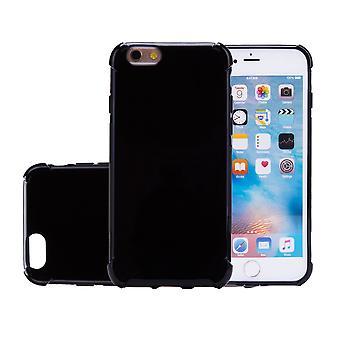 Tuff Gel fall för Apple iPhone 6 6S - svart