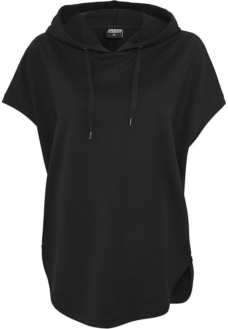 Urban classics Ladies Sleeveless Hoody Terry