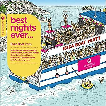 Best Night Ever: Ibiza Boat Party by Hansol