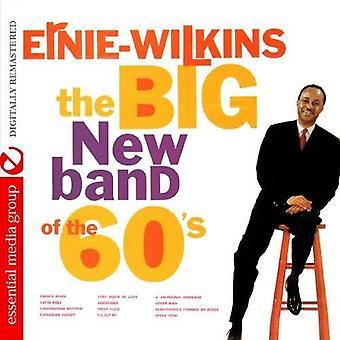 Ernie Wilkins & sua Orchestra - nuova Big Band dell'importazione USA anni ' 60 [CD]