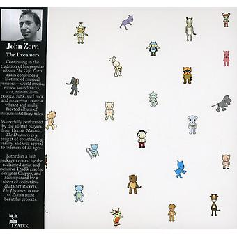 John Zorn - importation USA rêveurs [CD]