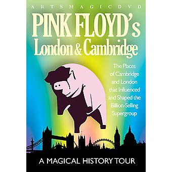 Pink Floyds London & Cambridge [DVD] USA import