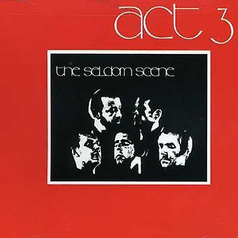 Sjældent Scene - akt 3 [CD] USA importerer