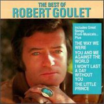 Robert Goulet - importación de Estados Unidos mejor de Robert Goulet [CD]