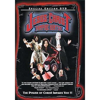 Jesus Christ Vampire Hunter [DVD] USA import