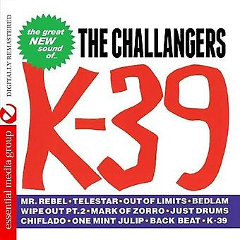 Challengers - K-39 [CD] USA import