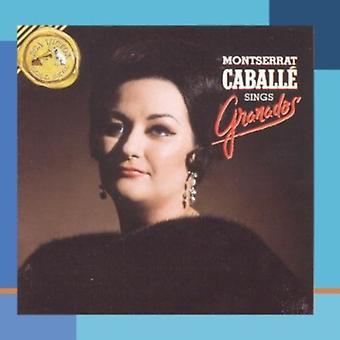Caballe - Montserrat Caball  Sings Granados [CD] USA import