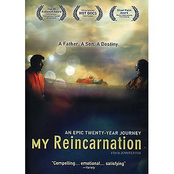 Min reinkarnation [DVD] USA import