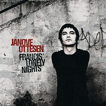 Janove Ottesen - Francis' Lonely Nights [CD] USA importerer