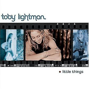 Toby Lightman - Little Things [CD] USA import