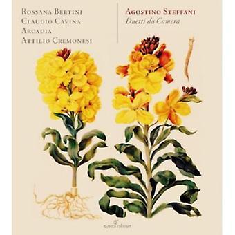 A. Steffani - Agostino Steffani: Importación de Estados Unidos Duetti Da Camera [CD]
