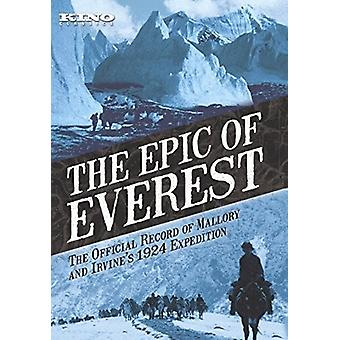 Epic af Everest [DVD] USA importerer