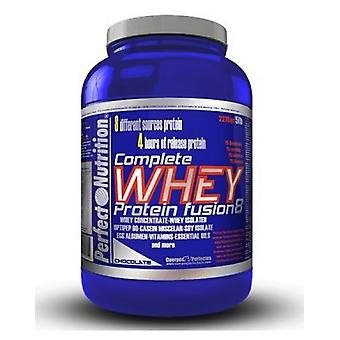 Perfect Nutrition Complete Whey Fusion 8 Chocolate (Sport , Proteine und Kohlenhydrate)