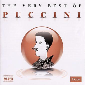 G. Puccini - The Very Best of Puccini [CD] USA import
