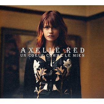 Axelle rød - Un Coeur Comme Le Mien-Axelle rød [CD] USA import