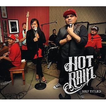 Hot regn - Self Titled [CD] USA importerer