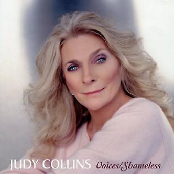 Judy Collins - importation USA voix/Shameless [CD]