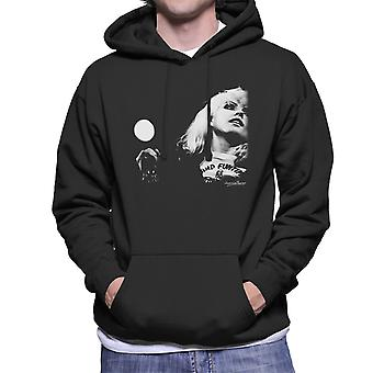 Blondie Debbie Harry Manchester Free Trade Hall 1977 Men's Hooded Sweatshirt