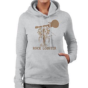 Rock Lobster Women's Hooded Sweatshirt
