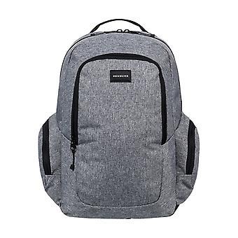 Quiksilver Schoolie 25L Backpack - Light Grey Heather