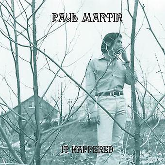 Paul Martin - det skete [CD] USA import