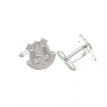 Everton Sterling Silver Cufflinks
