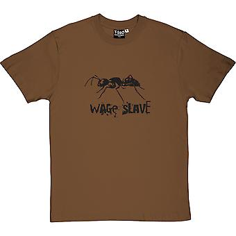 Płac Slave Men's T-Shirt