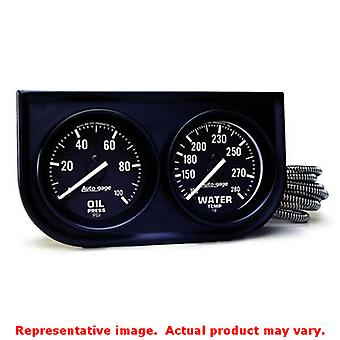 Auto Meter Autogage Gauge 2392 2-1/16in Fits:UNIVERSAL 0 - 0 NON APPLICATION S