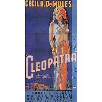 Cleopatra Movie Poster (11 x 17)