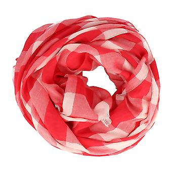 Baldessarini scarf Herrenschal scarves red checkered